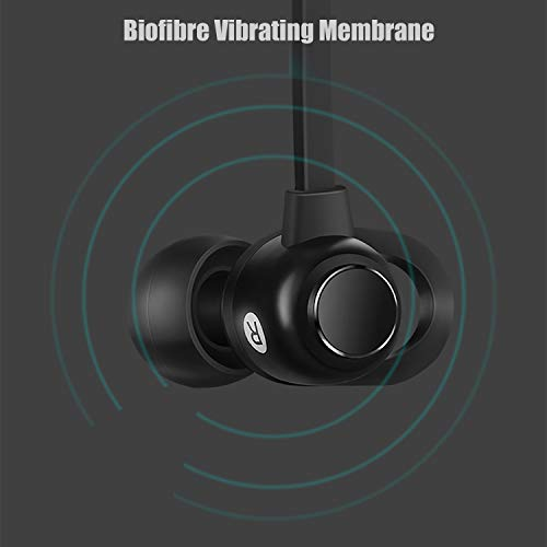 bluetooth headphoneswireless earbuds bluetooth 50 ipx5 waterproofmagnetichifi bass stereo sweatproof earbuds wmic noise cancelling headset for workout running gym 8 hours play time image 02 - Bluetooth Headphones,Wireless Earbuds Bluetooth 5.0, IPX5 Waterproof,Magnetic,HiFi Bass Stereo Sweatproof Earbuds w/Mic, Noise Cancelling Headset for Workout, Running, Gym, 8 Hours Play Time