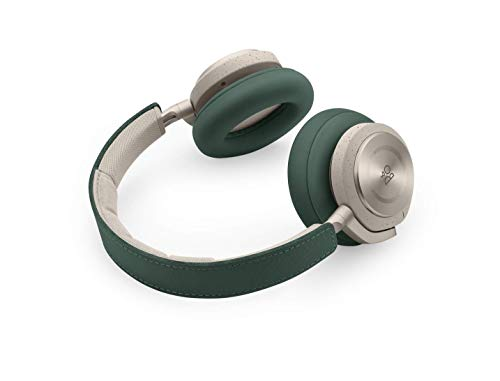 Bang & Olufsen Beoplay H9i 1645055 Wireless Bluetooth Over-Ear Headphones with Active Noise Cancellation, Transparency Mode and Microphone, Pine