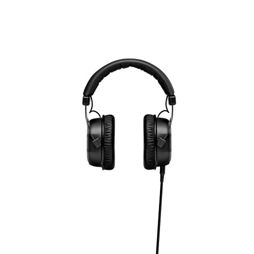 beyerdynamic custom one pro plus headphones with accessory kit and remote microphone cable black image 002 - beyerdynamic Custom One Pro Plus Headphones with Accessory Kit and Remote Microphone Cable, Black