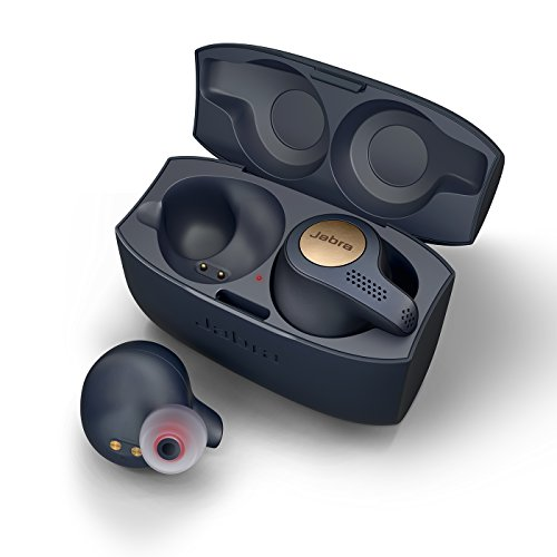 jabra elite active 65t alexa enabled true wireless sports earbuds with charging case copper blue image 01 - Jabra Elite Active 65t Alexa Enabled True Wireless Sports Earbuds with Charging Case - Copper Blue