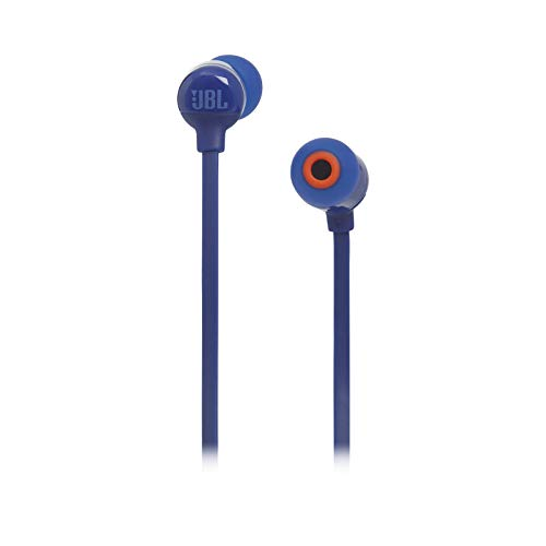 jbl jblt110btbluam in ear wireless bluetooth headphone blue picture 001 - JBL JBLT110BTBLUAM in-Ear, Wireless Bluetooth Headphone, Blue