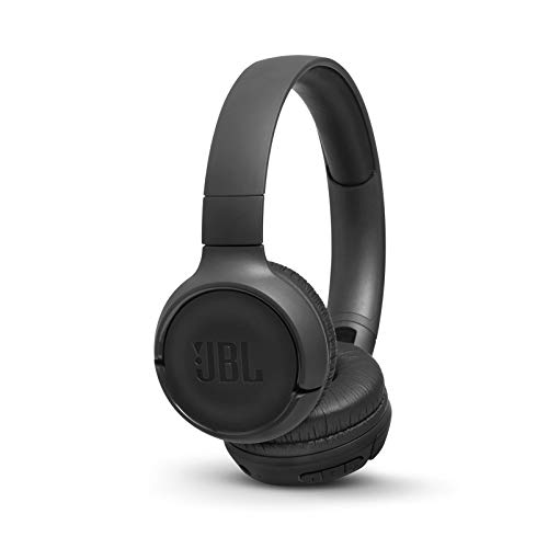 jbl jblt500btblkam on ear wireless bluetooth headphone black photo 002 - JBL JBLT500BTBLKAM On-Ear, Wireless Bluetooth Headphone, Black