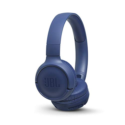 jbl jblt500btbluam on ear wireless bluetooth headphone blue image 2 - JBL JBLT500BTBLUAM On-Ear, Wireless Bluetooth Headphone, Blue