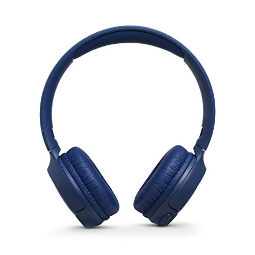JBL JBLT500BTBLUAM On-Ear, Wireless Bluetooth Headphone, Blue