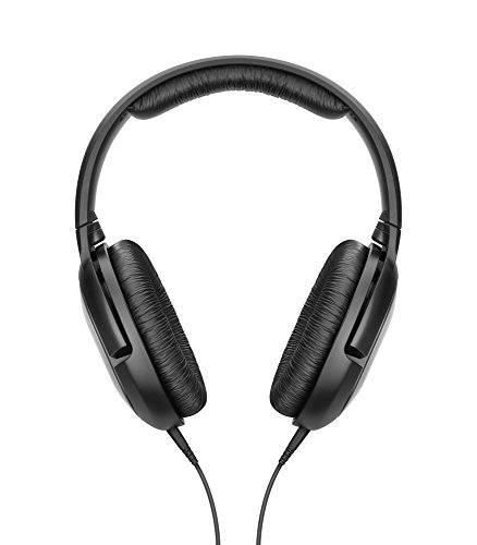 sennheiser hd 206 closed back over ear headphones discontinued by manufacturer picture 001 - Sennheiser HD 206 Closed-Back Over Ear Headphones (Discontinued by Manufacturer)