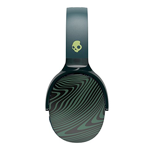 skullcandy hesh 3 bluetooth wireless over ear headphones with microphone rapid charge 22 hour battery foldable memory foam ear cushions for comfortable all day fit psycho tropical photo 01 - Skullcandy Hesh 3 Bluetooth Wireless Over-Ear Headphones with Microphone, Rapid Charge 22-Hour Battery, Foldable, Memory Foam Ear Cushions for Comfortable All-Day Fit, Psycho Tropical