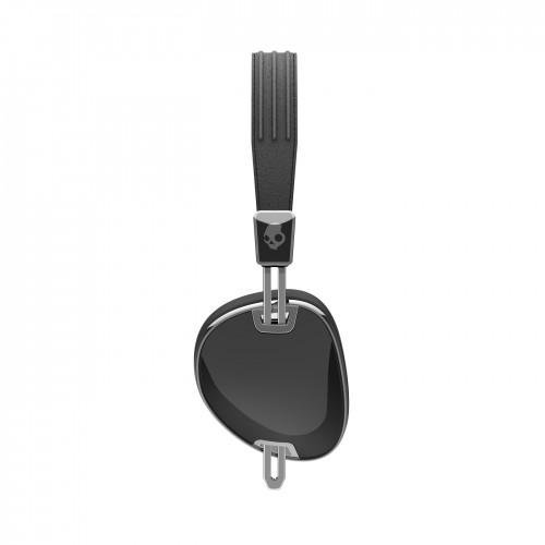 skullcandy navigator on ear headphone with mic3 black photo 002 - Skullcandy Navigator On-ear Headphone with Mic3, Black