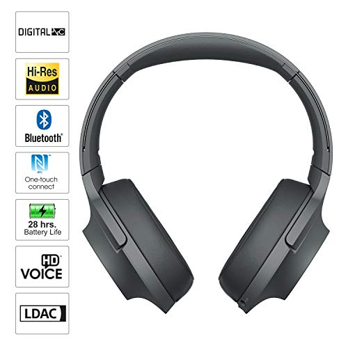 sony sony whh900n hear on 2 wireless overear noise cancelling high resolution headphones 24 ounce photo 1 - Sony Sony whh900n Hear on 2 Wireless overear Noise Cancelling high Resolution Headphones, 2.4 Ounce