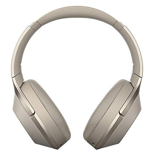 sony wireless noise canceling stereo headset wh 1000xm2 nm champagne goldinternational versionseller warrant renewed photo 1 - SONY Wireless noise canceling stereo headset WH-1000XM2 NM (CHAMPAGNE GOLD)(International version/seller warrant) (Renewed)