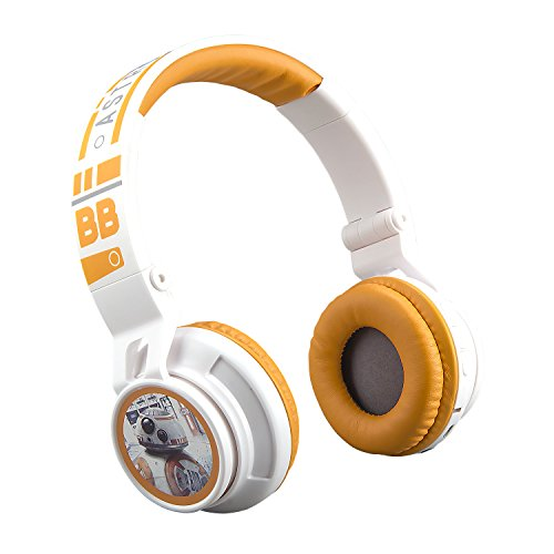 star wars bluetooth headphones for kids wireless rechargeable kid friendly sound star wars picture 001 - Star Wars Bluetooth Headphones for Kids Wireless Rechargeable Kid Friendly Sound (Star Wars)