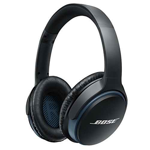 bose soundlink around ear wireless headphones ii black photo 1 - Bose SoundLink around-ear wireless headphones II, Black