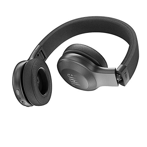 jbl e45bt on ear wireless headphones black photo 001 - JBL E45BT On-Ear Wireless Headphones (Black)