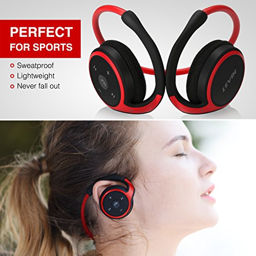 LEVIN Bluetooth 4.2 Headphones