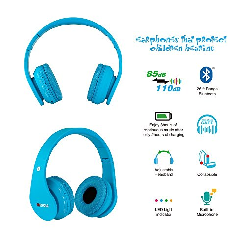 midola kids bluetooth wireless picture 01 - MIDOLA Kids Bluetooth Wireless