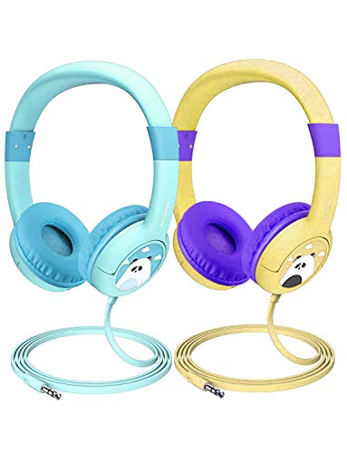 Mpow (2-Pack) Kids Headphones