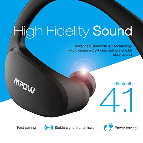 mpow cheetah bluetooth headphones image 01 - Mpow Cheetah Bluetooth Headphones,
