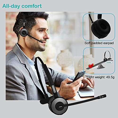 yamay bluetooth headset for picture 01 - YAMAY Bluetooth Headset for