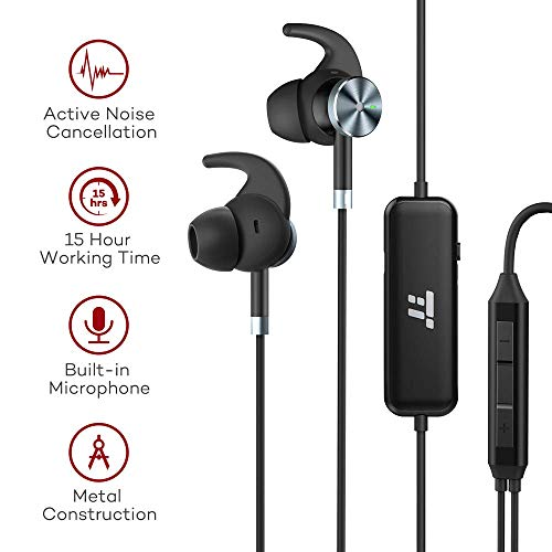 Active Noise Cancelling Headphones,TaoTronics