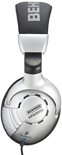 behringer hps3000 studio headphones photo 01 - Behringer HPS3000 Studio Headphones