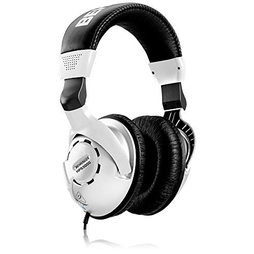 behringer hps3000 studio headphones photo 2 - Behringer HPS3000 Studio Headphones