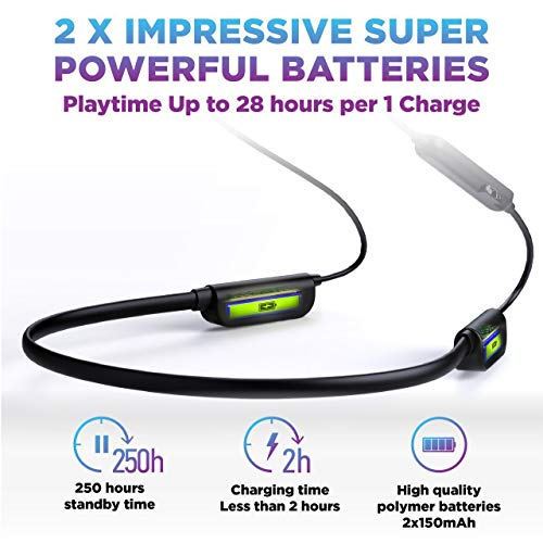 Bluetooth 5.0 Wireless Headphones