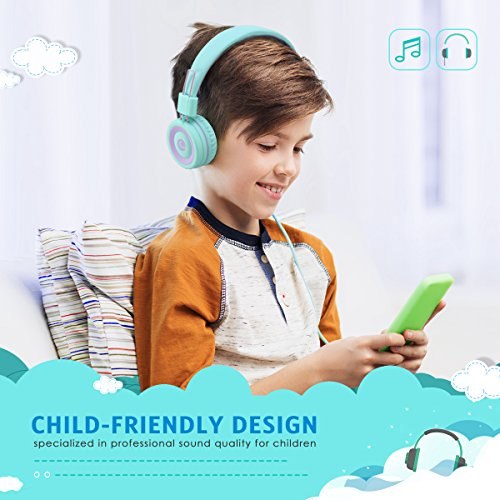 criacr kids headphones noise picture 01 - Criacr Kids Headphones, Noise