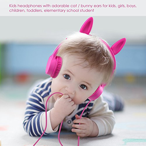 Kids Headphones, Vogek 2