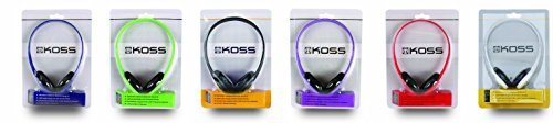 koss kph7b portable on ear picture 01 - Koss KPH7B Portable On-Ear