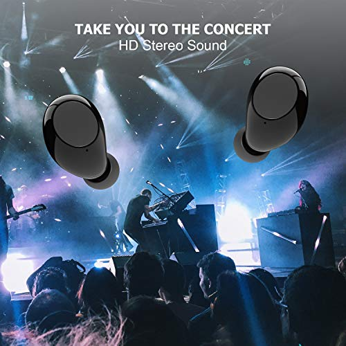 Letscom True Wireless Earbuds,