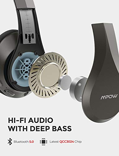mpow h20 bluetooth headphones photo 2 - Mpow H20 Bluetooth Headphones