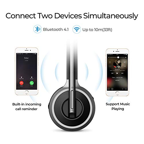 Mpow V4.1 Bluetooth Headset/Truck