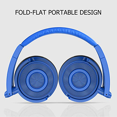 on ear headphones with image 1 - On Ear Headphones with