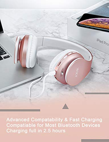 Over Ear Bluetooth Headphones,