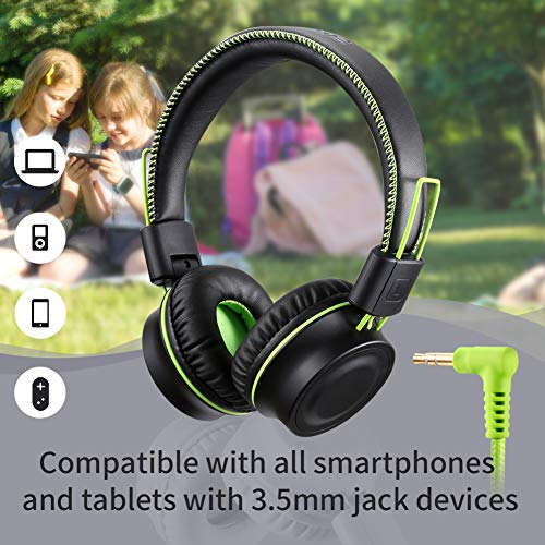 powmee m2 kids headphones photo 2 - POWMEE M2 Kids Headphones