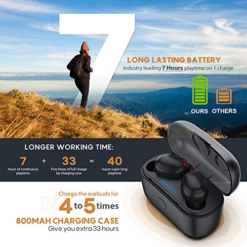 True Wireless Earbuds, Falwedi