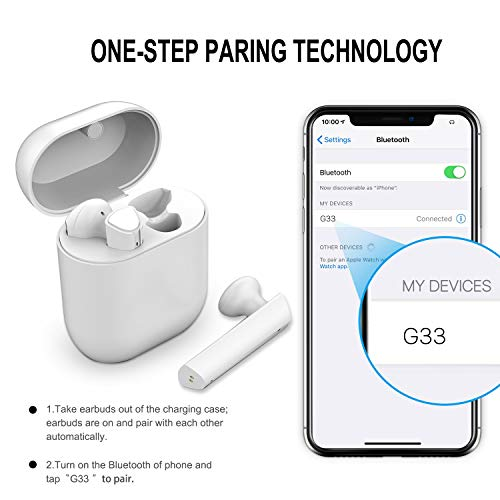 Upgraded Bluetooth 5.0 Wireless