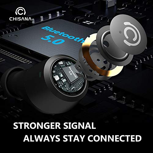 wireless earbuds chisana c1l picture 01 - Wireless Earbuds CHISANA C1L