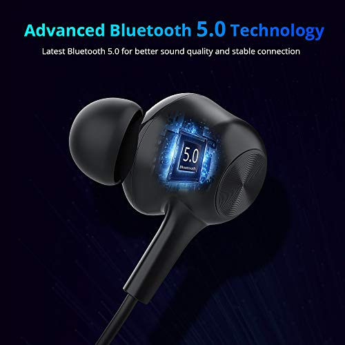 Wireless Headphones Bluetooth 5.0