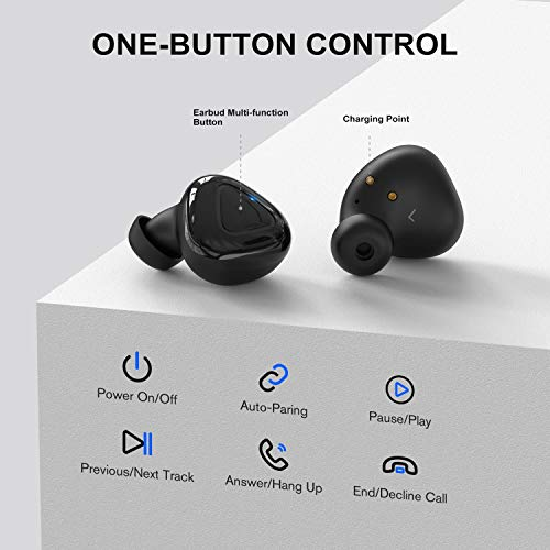 zover wireless earbuds bluetooth photo 002 - ZOVER Wireless Earbuds Bluetooth