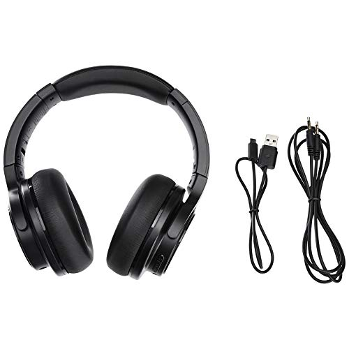 AmazonBasics Over-Ear Bluetooth Wireless