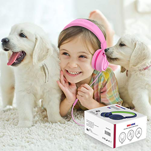 besom i36 kids headphones photo 1 - Besom i36 Kids Headphones
