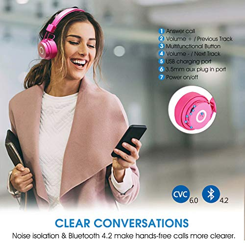 bluetooth headphones on ear photo 05 - Bluetooth Headphones On Ear,