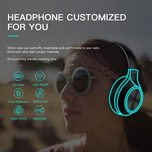 bluetooth headphones over ear photo 1 - Bluetooth Headphones Over Ear,
