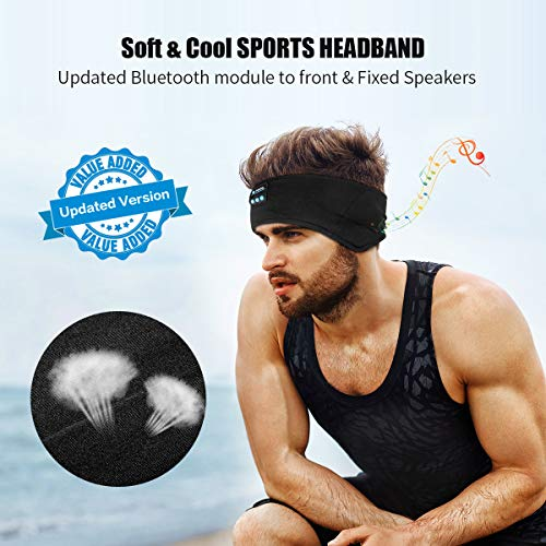 bluetooth sleep headphones headbandwu minglu image 2 - Bluetooth Sleep Headphones Headband,WU-MINGLU