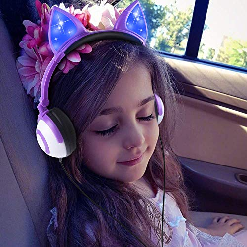 Isightguard Kids Headphones, Wired