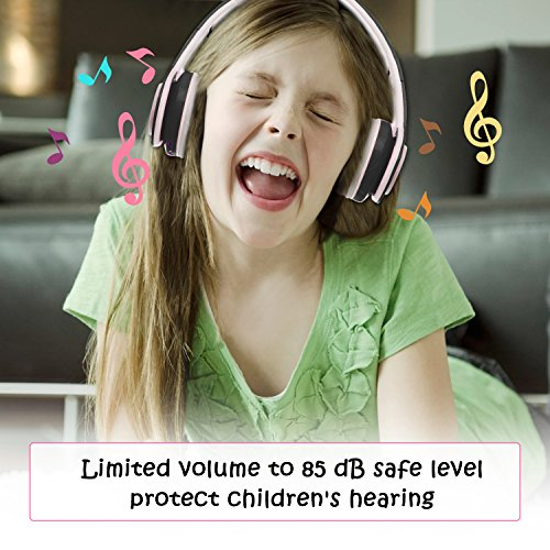 kids bluetooth headphones wirelesswired picture 01 - Kids Bluetooth Headphones Wireless/Wired