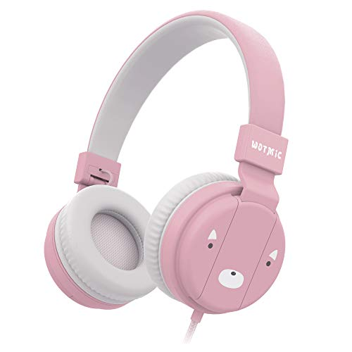 Kids Headphones, Wotmic Wired