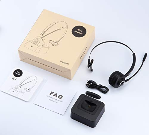 Langsdom Bluetooth Headsets for