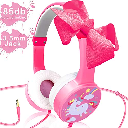 new kids headphones girls photo 1 - [NEW] Kids Headphones Girls