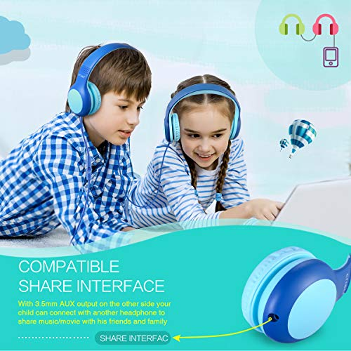 (New) Kids Headphones, Volume
